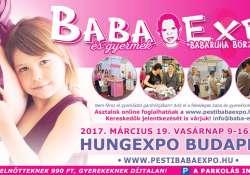 Baba-Expo és gyerekruha börze Budapesten