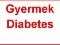 Gyermek Diabetes