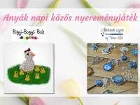 Gyöngycsibék - Anyák napi rajzpályázat