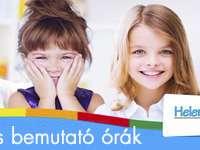 Angol nyelv 2-6 éves gyerekeknek. Ingyenes bemutató óra