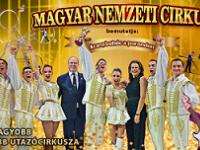 MAGYAR NEMZETI CIRKUSZ MISKOLCON