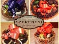 Nosztalgia Szerencsi Csokoládé bolt